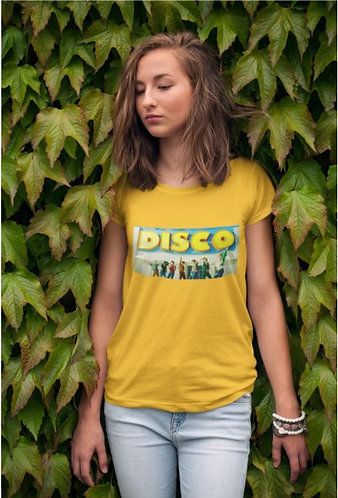 BTS - DYNAMITE DISCO TSHIRT FOR MEN AND WOMEN
