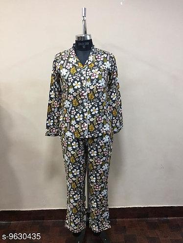 Women's Printed Sleepwear