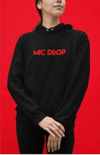 BTS - MIC DROP HOODIE FOR MEN AND WOMEN