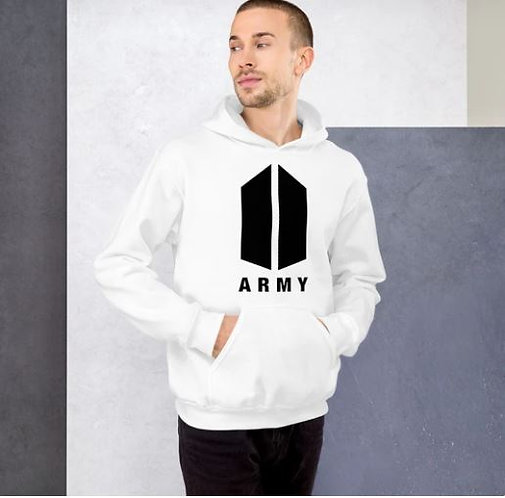 Bts Army Hoodie For Men And Women