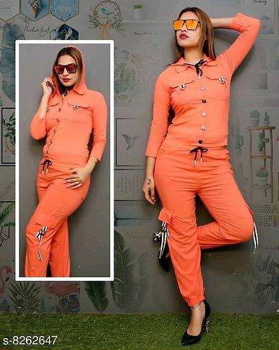 Women's Neon Jumpsuit