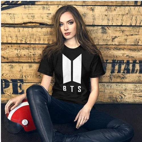 BTS Logo Tshirt