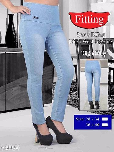 High waist Jegging