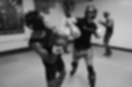 Full gear sparring class at Coban's Muay Thai Camp