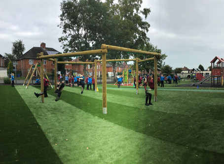 Putting the KS1 Playground Through Its Paces