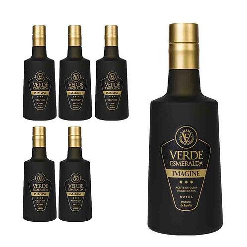 Verde Esmeralda - Imagine - Royal - 6 Botellas 500 ml