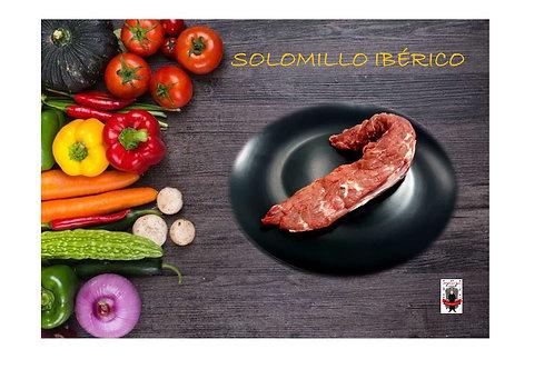 Solomillo Ibérico 8 unid. (350gr - 400gr)