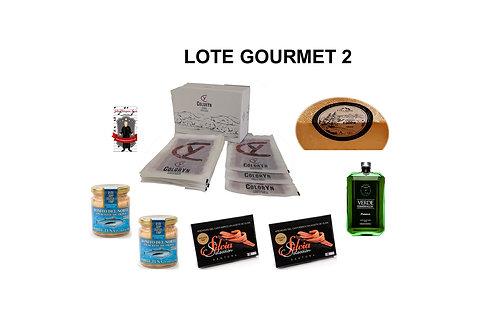 LOTE GOURMET 2