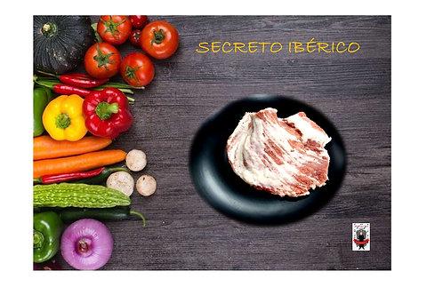 Secreto Ibérico 8 unid. (350gr - 400gr)