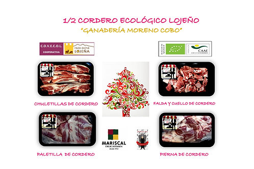 """Cordero Ecológico Lojeño """"GanaderíaMoreno Cobo """""""