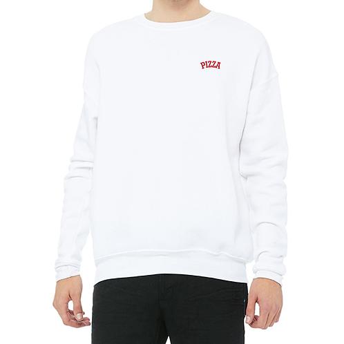 Pizza Crewneck Sweatshirt (Unisex)