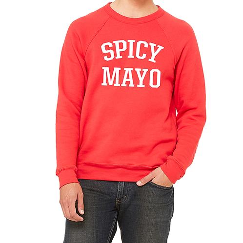 Spicy Mayo Crewneck Sweatshirt (Unisex)
