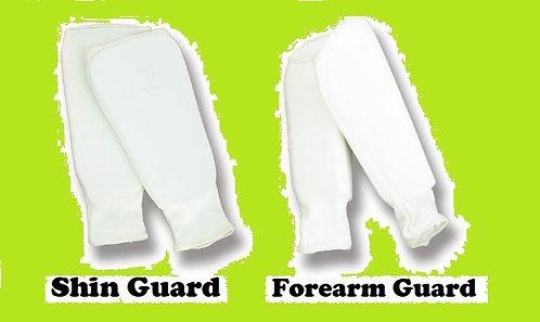 Shin+Forearm Guard Combo Set