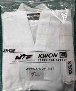 Taekwondo Uniform Kwon_STF