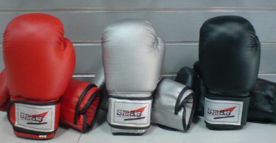 Boxing Glove Shine PVC