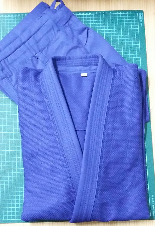 "Judo Uniform ""smas"" Blue"