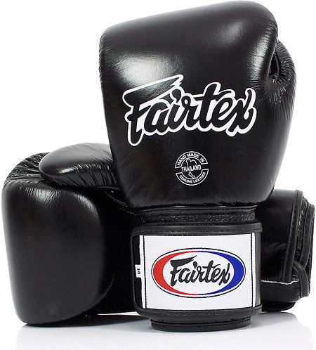 Boxing Glove Fairtex BGV1BR(Black) 14ozs
