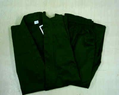 Karate Uniform Black