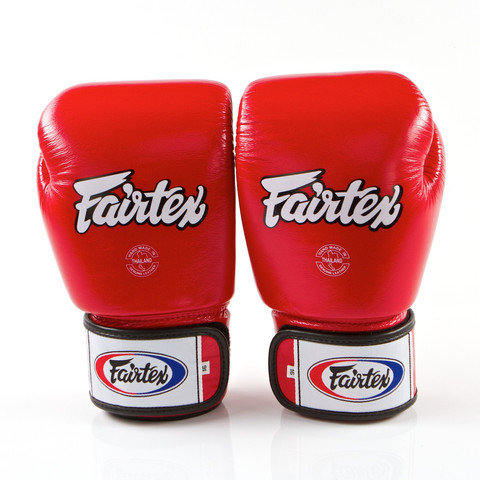 Boxing Glove Fairtex BGV1(Red)