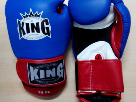 Boxing Glove King KBGAV-TR1 (8ozs)