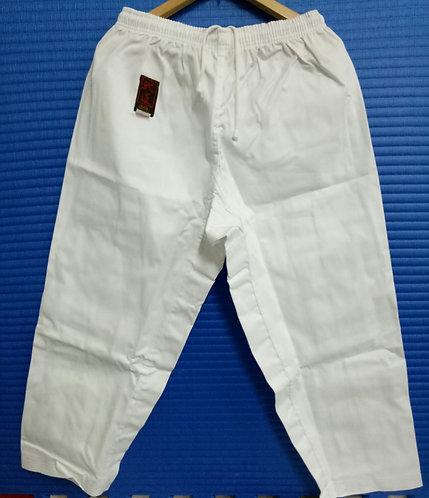 Elastic Pant White