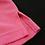 Thumbnail: T-Shirt Honey Comb Collar (White)