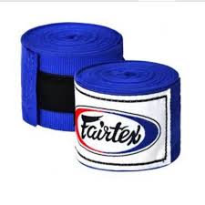 Handwraps Fairtex (Blue)