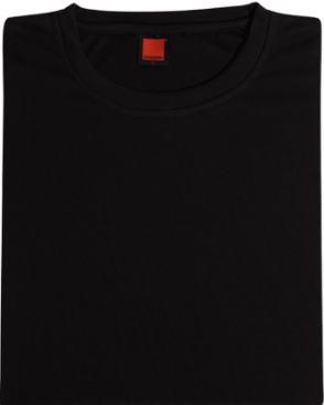 T-Shirt Quick dry R/N (Black)