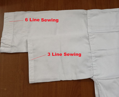 Cut Sleeve Length