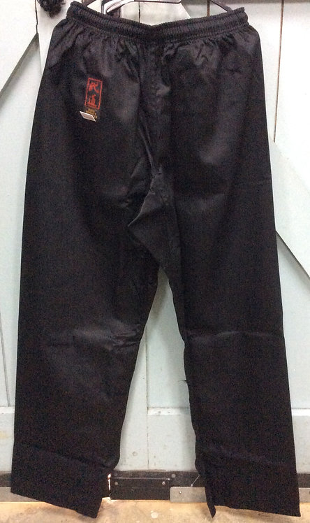 Elastic Pant Black