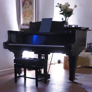 Piano Tuition and Coaching