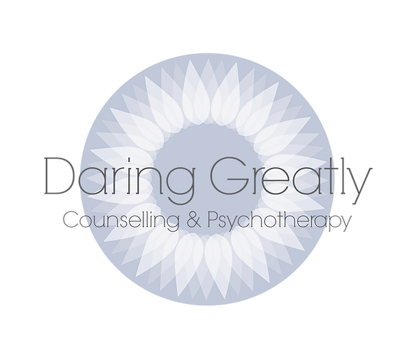 Daring Greatly Counselling & Psychotherapy Logo, Counselling in Dublin