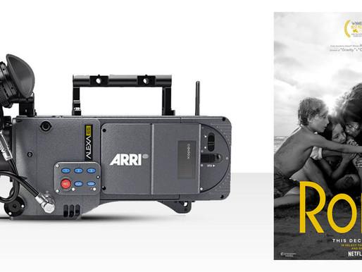 Najviac používané kamery Oscarvoých filmov 2019: