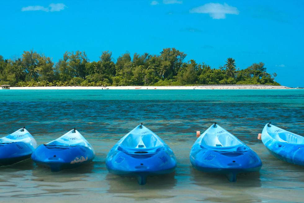 Kayak the Day Away