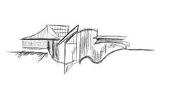 Concept Sketch A for Indonesian Villa