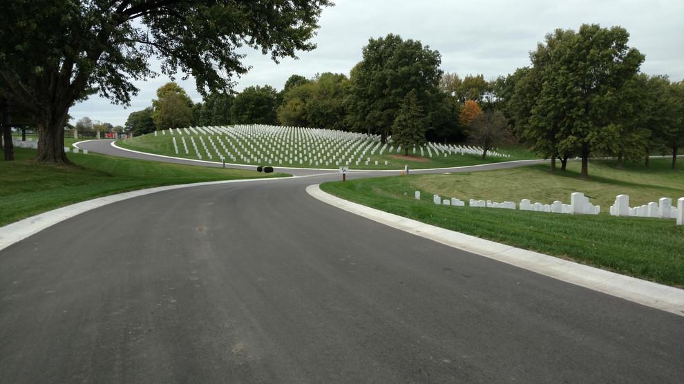 Leavenworth National Cemetery - Leavenworth, KS