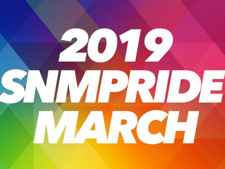 SNMPride March