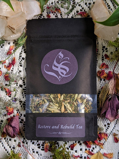 Restore and Rebuild Tea Blend