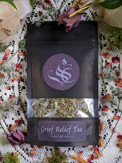 Grief Relief Tea Blend