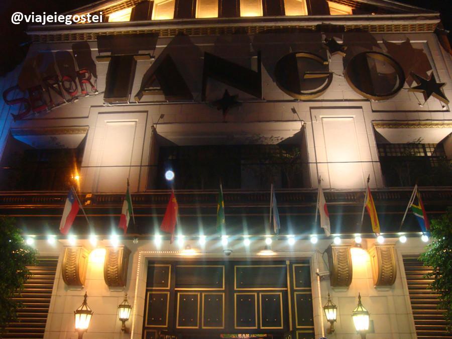 Senor Tango - Crédito Viajei e Gostei