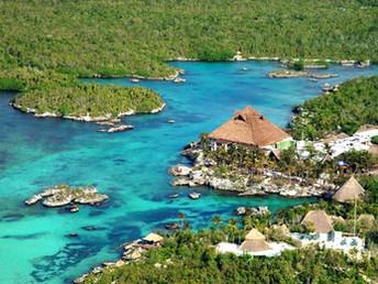 Xel-Há: parque ideal para dar um mergulho