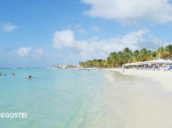Isla Mujeres é opção para fugir do agito de Cancún