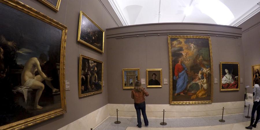 Museu do Prado, em Madri