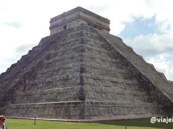 Chichén Itzá, o principal centro da cultura maia
