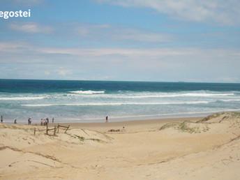 Conheça a praia da Joaquina, joia de Florianópolis