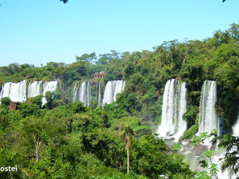 Conhecendo o lado argentino das Cataratas do Iguaçu
