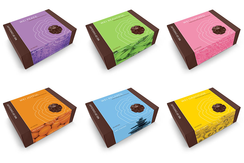 Wei of Chocolate Packaging