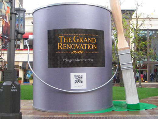 MGM | The Grand Renovation Campaign