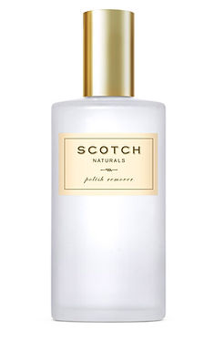 Scotch Naturals Polish Remover Packaging