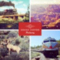 Grand Canyon Railway Logo Design
